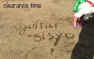 [TNR-067] guitarsisyo – clearance time